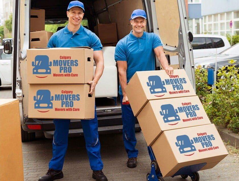 residential moving companies Calgary